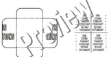 Trigonometric Functions Sine Cosine Tangent Foldable Interactive Notebook F-TF.