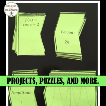 Trigonometric Functions PreCalculus Curriculum Unit 4