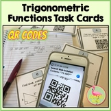 PreCalculus Trigonometric Functions Activity With QR Codes