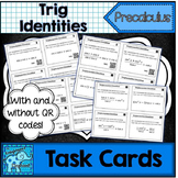 Trig Identities Task Cards