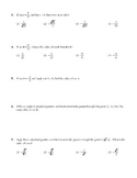 Trigonometric Identities and Trigonometric Equations Unit