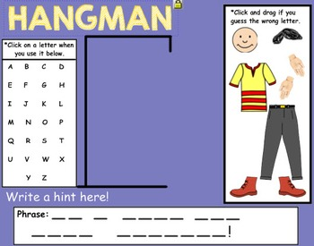 Trigonometric Ratio Hangman Activity