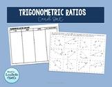 Trigonometric Ratios Card Sort