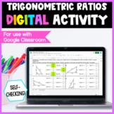 Trigonometric Ratios Digital Activity