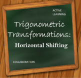 Trigonometric Transformations - Horizontal Shifting