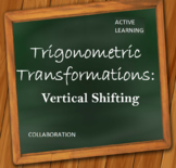 Trigonometric Transformations - Vertical Shifting