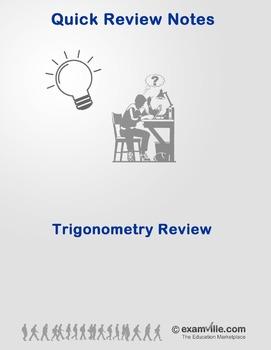 Trigonometric Values (Handout / Study Aid)