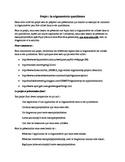 Trigonométrie - projet