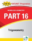 Trigonometry - 16 pages 84 questions with answer key