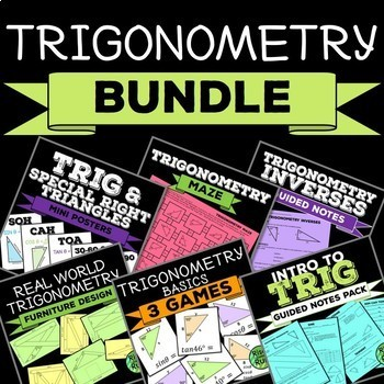 Trig Bundle