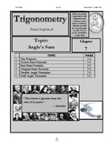Trigonometry - Chapter#7