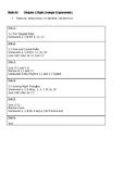 Trigonometry Complete Unit - Notes/Sheets/Quizzes/Test