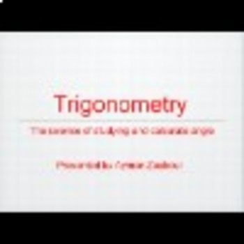 Trigonometry From Scratch To Master