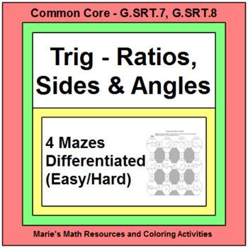 Trigonometry Games | Teachers Pay Teachers
