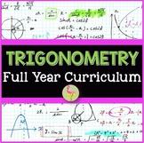 Trigonometry Full Year Curriculum