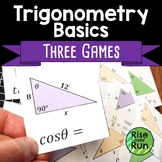 Trigonometry Games for High School Geometry