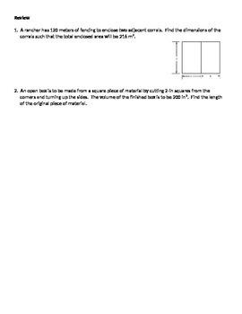 Trigonometry: Geometry Applications Review