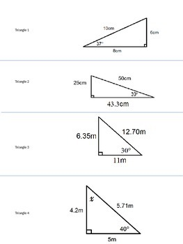 Trigonometry Introduction