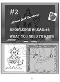 Trigonometry - Knowledge Break #2