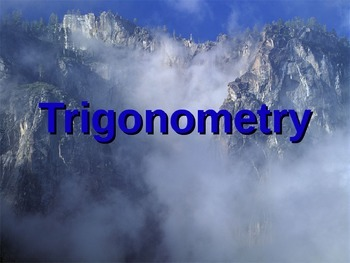 Trigonometry Part 2