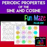 Trigonometry Periodic Properties of the Sine and Cosine MA