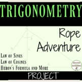 Trigonometry Project Law of Sines, Law of Cosine, Area of Non-Right Triangles