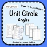 Unit Circle Activity: Fix Common Mistakes!