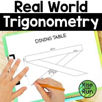 Trigonometry Real World Application: Furniture Design