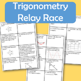 Trigonometry Relay Race (CCSS.HSF.TF.B.7)