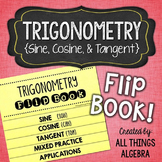 Right Triangle Trigonometry Flip Book