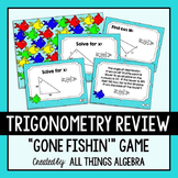 Trigonometry Gone Fishin' Game