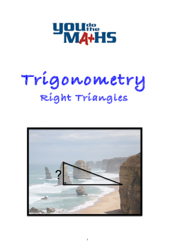 Trigonometry - Right Angled Triangles