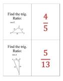 Trigonometry Scavenger Hunt
