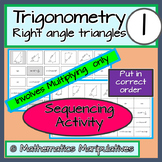 Trigonometry Sequencing Activity