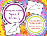 Trigonometry Speed Dating (or Task Cards)