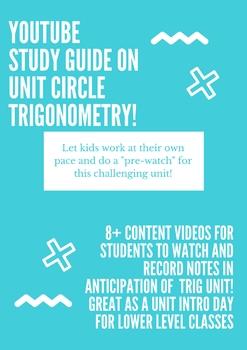 Trigonometry Study Guide