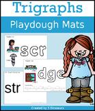 Trigraph Playdough Mats