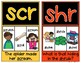 Trigraph Posters Phonics for the Kindergarten & First Grade