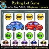 Trigraphs (3 letter blends) Game - Sorting Activity