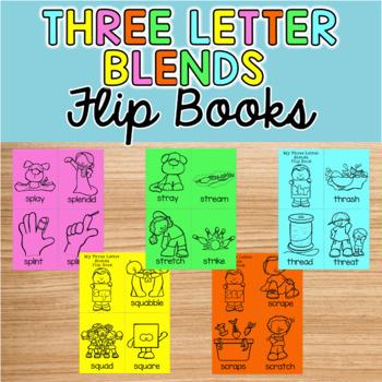 Trigraphs Flip Books