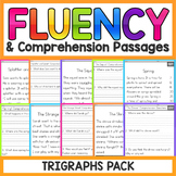 Trigraphs Fluency Passages | Trigraphs Activities