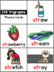 Trigraphs Pocket Charts