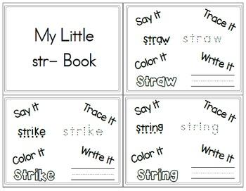 Trigraphs Short Books