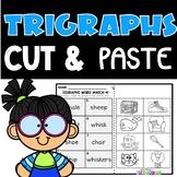 Trigraphs Worksheets