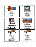 Trilingual classroom labels with real photos- part 2 of 7