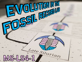 NGSS Trilobite Evolution Through the Fossil Record Lab MS-LS4-1