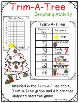 Trim-A-Tree ~ Graphing Activity
