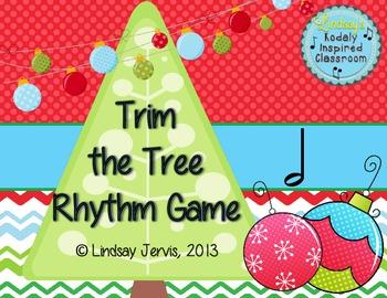 Trim the Tree Rhythm Game: half note