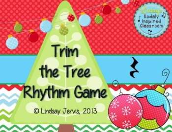 Trim the Tree Rhythm Game: ta rest