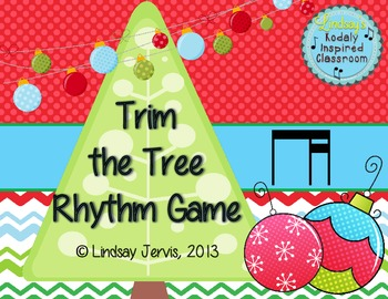 Trim the Tree Rhythm Game: ti-tiri